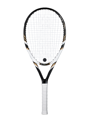Professional tennis rackets